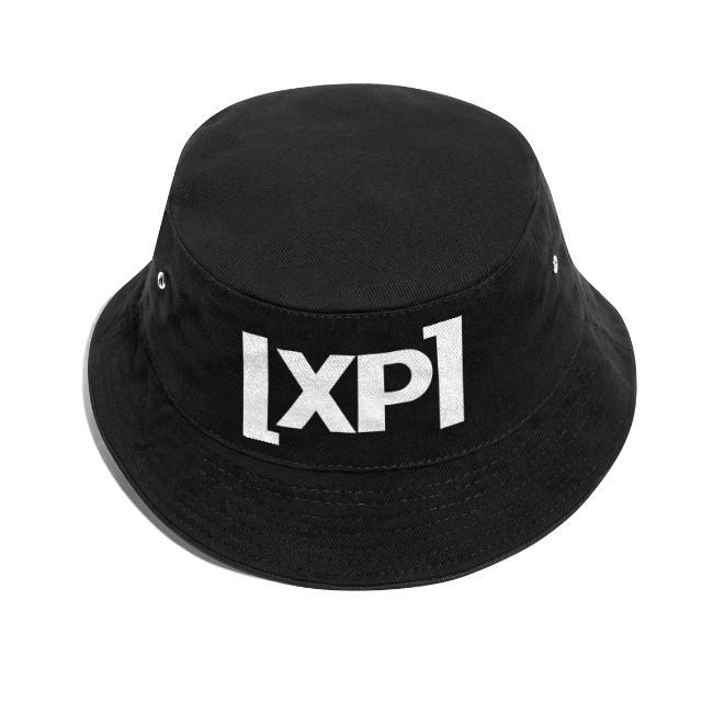 Klammelogo XP (hvid)