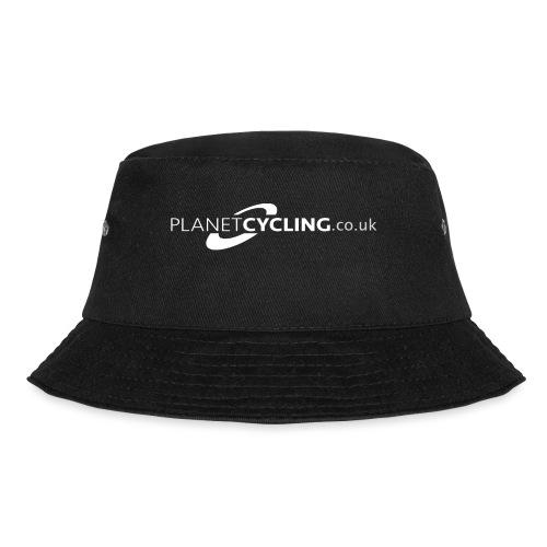 Planet Cycling Web Logo - Bucket Hat