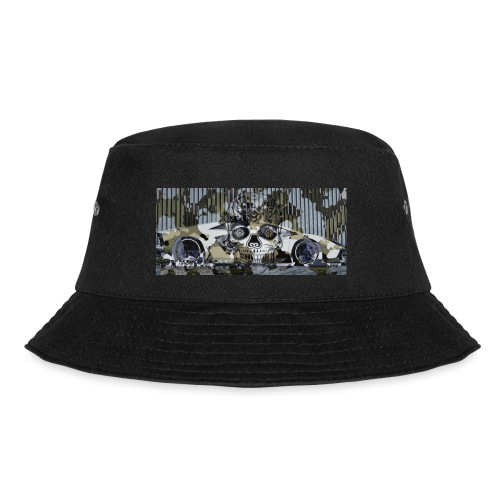 calavera style - Bucket Hat