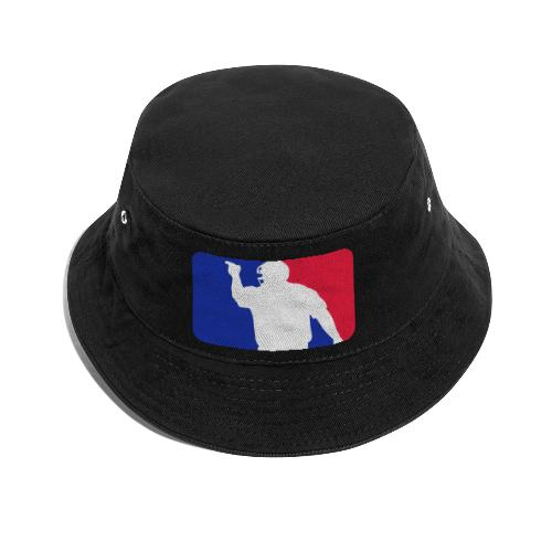 Baseball Umpire Logo - Bucket Hat