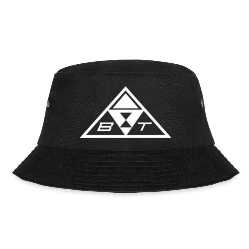 felpa con logo bianco - Cappello alla pescatora