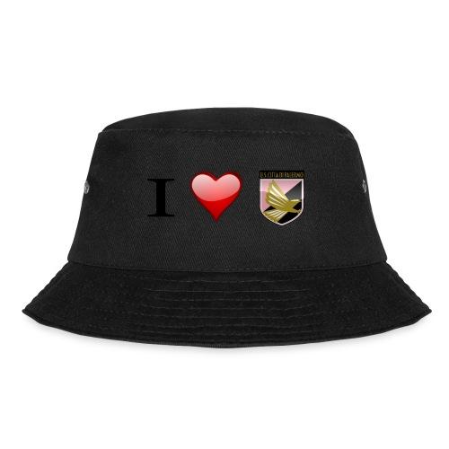 I Love Palermo - Cappello alla pescatora