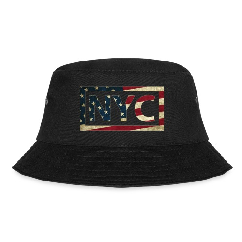 NYC (New York City) - Bucket Hat