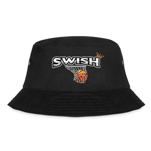 The king of swish - For basketball players - Bucket Hat