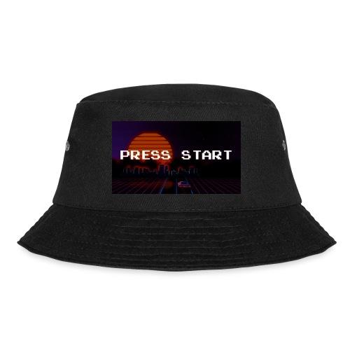 Press Start - Lystfisker-bøllehat