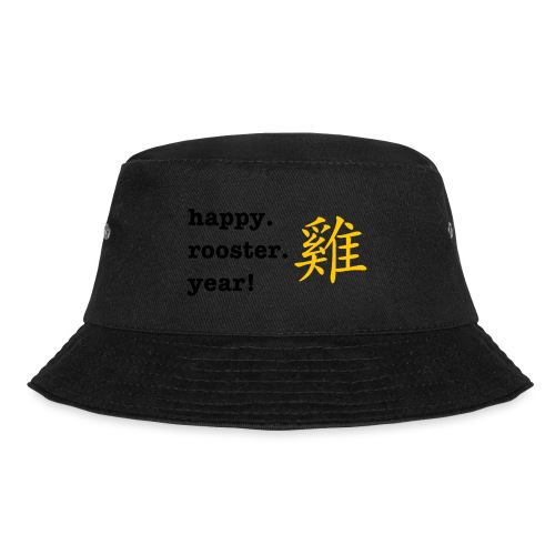 happy rooster year - Bucket Hat