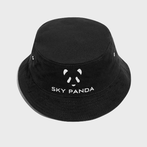 Sky Panda White - Fischerhut