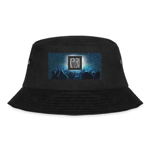 T-shirt KEPLERO staff rave - Cappello alla pescatora