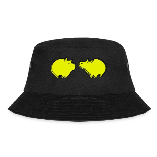 Cochons jaunes - Bob