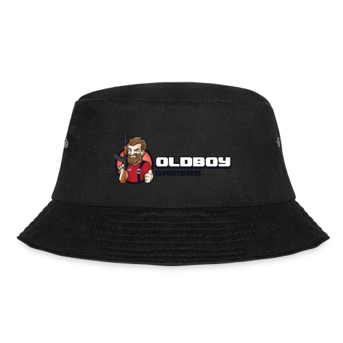 Oldboy Gamers Fanshirt - Bøttehatt