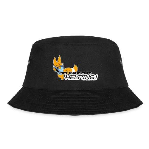 Set Phasers to Helping - Bucket Hat