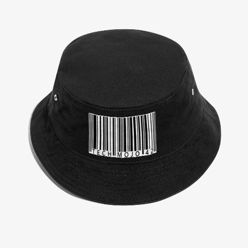 TM graphic Barcode Answer to the universe - Bucket Hat