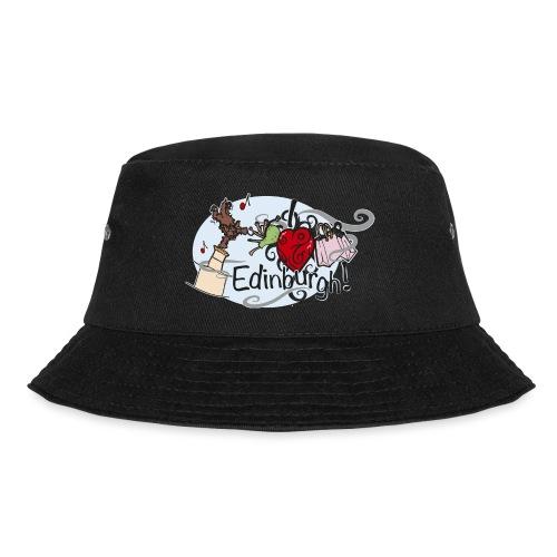 I love Edinburgh - Bucket Hat