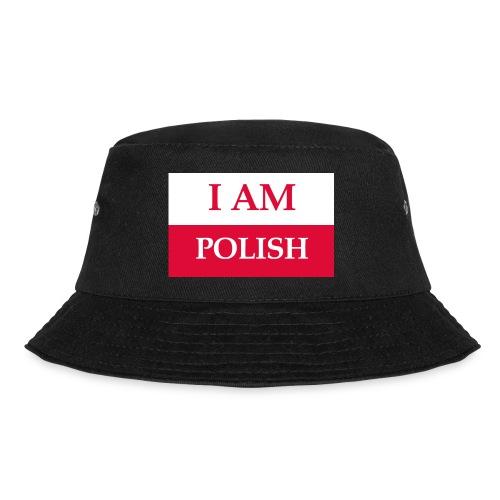 I am polish - Kapelusz wędkarski