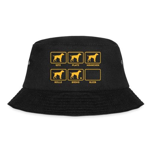 Für alle Hundebesitzer mit Humor - Fischerhut