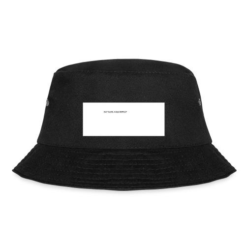 eat sleep sing - Bucket Hat