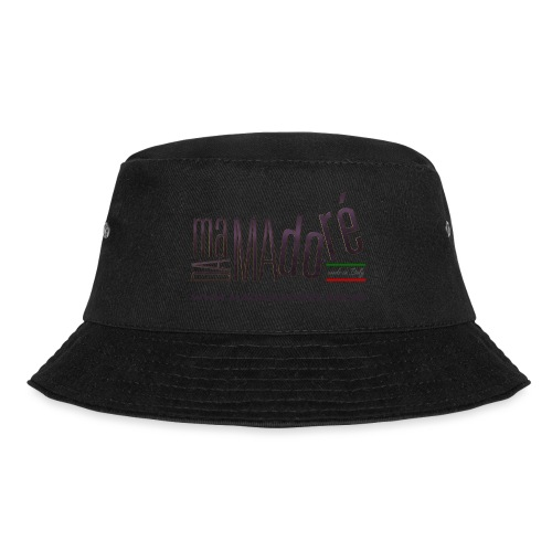 T-Shirt Premium - Uomo- Logo S Standard + Sito - Cappello alla pescatora