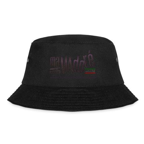 T-Shirt - Uomo - Logo Standard + Sito - Cappello alla pescatora
