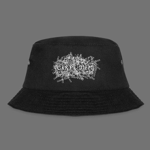 carpe diem (white) - Bucket Hat