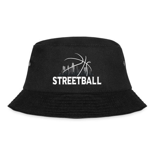 Streetball Skyline - Street basketball - Bucket Hat