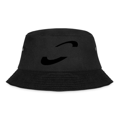 Planet Cycling Icon Black - Bucket Hat