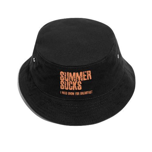 SUMMER SUCKS - Vissershoed