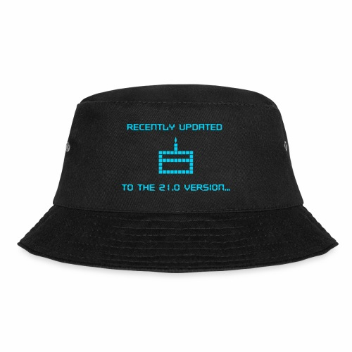 Recently updated to version 21.0 - Bucket Hat