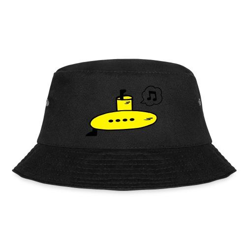 Singing Yellow Submarine - Bucket Hat