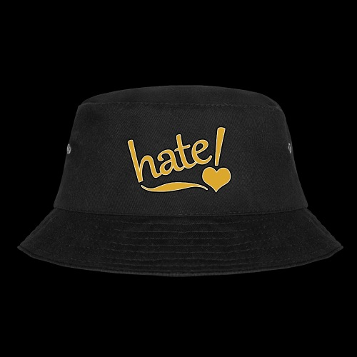hate ! - Bob