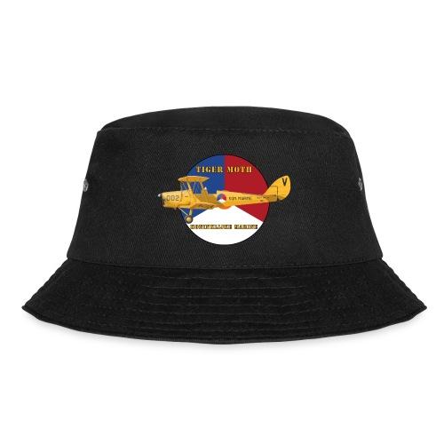 Tiger Moth Kon Marine - Bucket Hat
