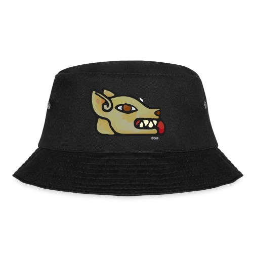 Aztec Icon Dog - Bucket Hat