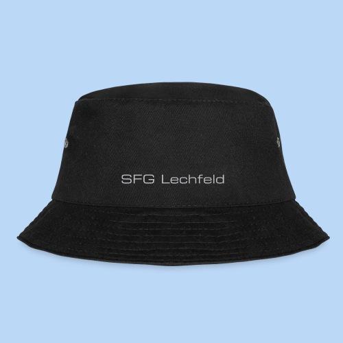 SFG_Schriftzug_grau - Fischerhut