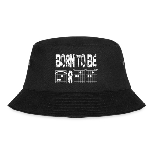 Born to be free in guitar chords - Bucket Hat