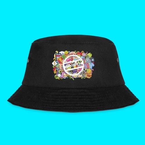 maglia logo doodle - Cappello alla pescatora