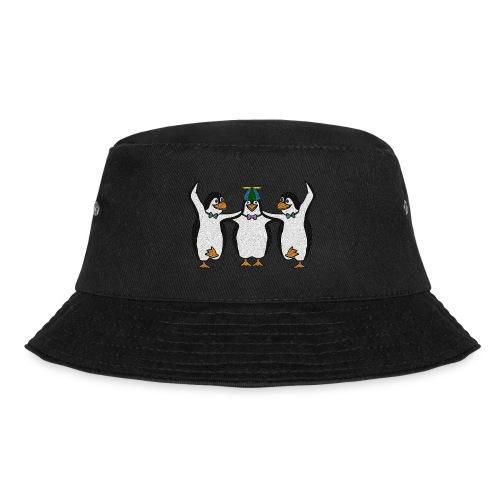 Penguin Trio - Bucket Hat