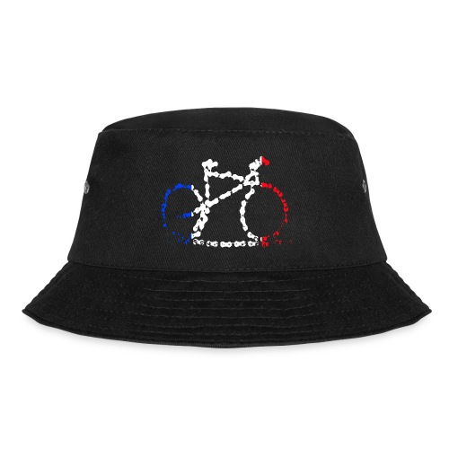 French bike chain - Bucket Hat
