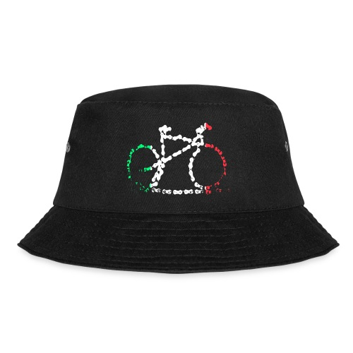 Italian Bike Chain - Bucket Hat