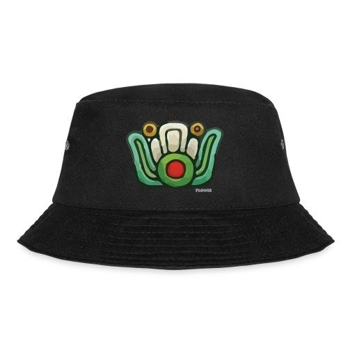 Aztec Flower Color - Bucket Hat