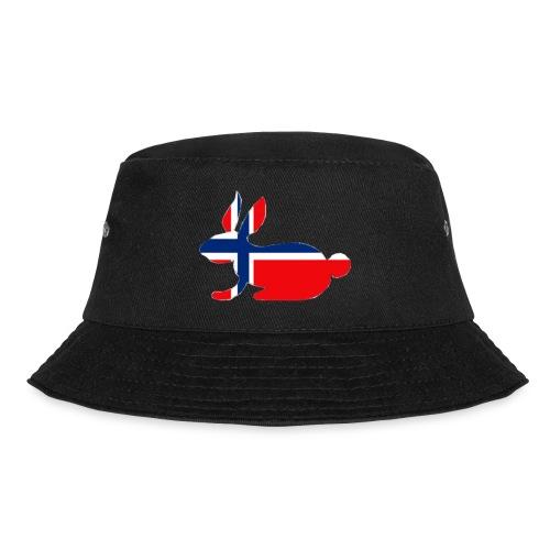 norwegian bunny - Bucket Hat