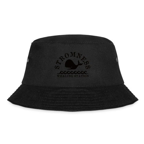 Sromness Whaling Station - Bucket Hat