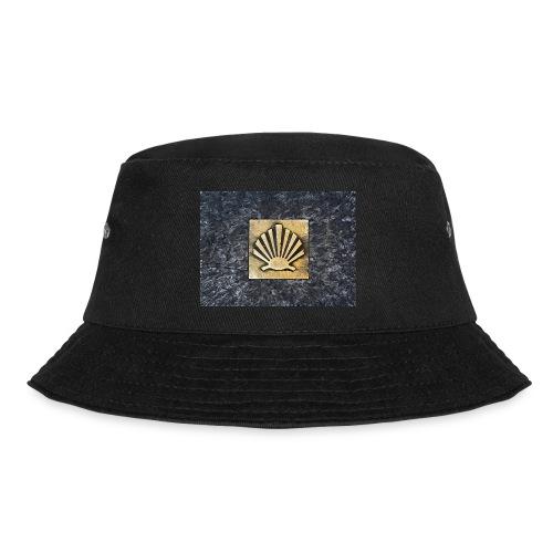 Scallop Shell Camino de Santiago - Bucket Hat