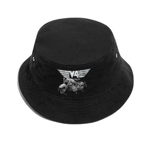 Royal Star silver Wings - Fischerhut