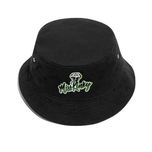 Logo Miss Kinky vert - Bob