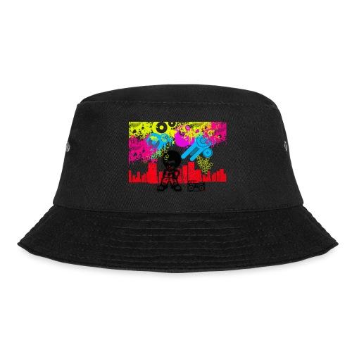 Borse personalizzate con foto Dancefloor - Cappello alla pescatora