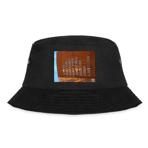An Idea Lives On - Bucket Hat