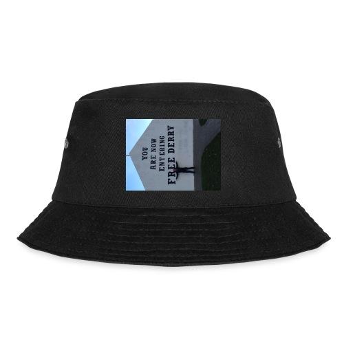 free derry - Bucket Hat