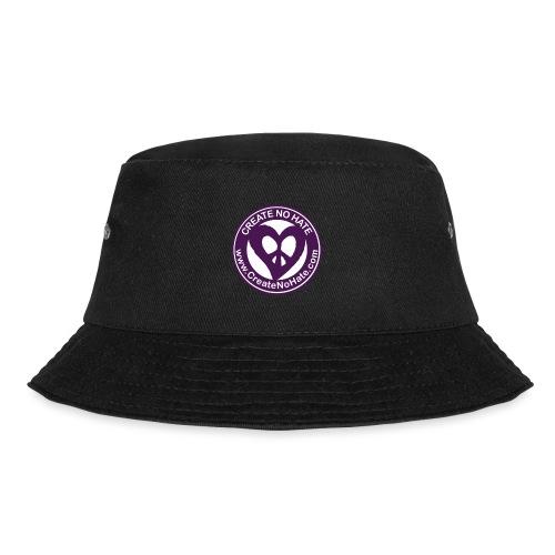 CreateNoHate Logo - Bucket Hat