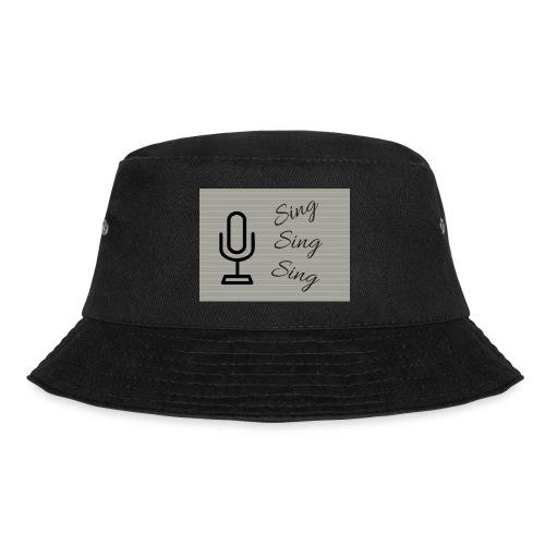Sing Sing Sing - Bucket Hat