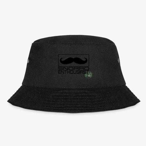 Snorro enthusiastic (black) - Bucket Hat