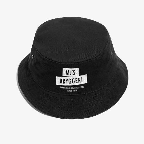 MJs logga - Fiskarhatt